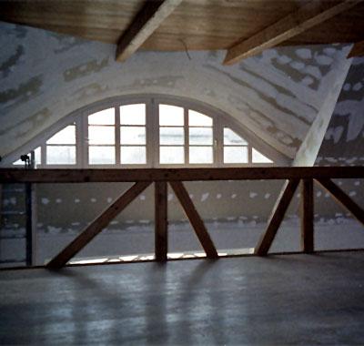 Zimmerei Schamper - Innenausbau